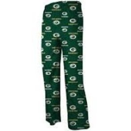 Outerstuff Green Bay Packers Youth Allover Print Pants