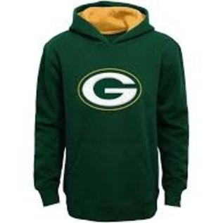 Outerstuff Green Bay Packers Infant Prime Pullover Hoodie