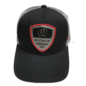 Zephyr Wisconsin Badgers Armour Adjustable Snapback Hat