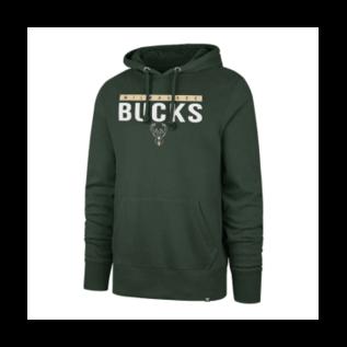 '47 Brand Milwaukee Bucks Power Luck Headline Hoodie