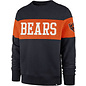 '47 Brand Chicago Bears Men's Interstate Crew Sweatshirt