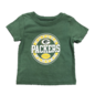 Outerstuff Green Bay Packers Infant Short Sleeve Tee - Future player