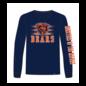 '47 Brand Chicago Bears Men's Power Rush Rival Long Sleeve Tee