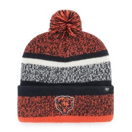 '47 Brand Chicago Bears Northward Cuff Knit Hat