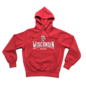 Signature Concepts Wisconsin Badgers Men's Beacon Hill Hoodie