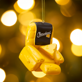 Evergreen Enterprises Green Bay Packers Cheesehead Recliner Ornament