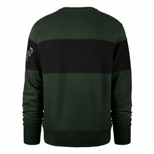 Milwaukee Bucks Men's Interstate Crewneck Sweatshirt