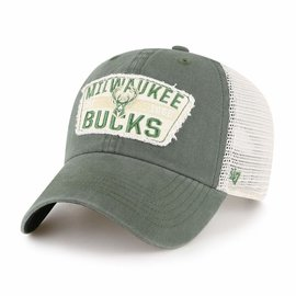 Milwaukee Bucks 47 Crawford Clean Up Snap Back Adjustable Hat