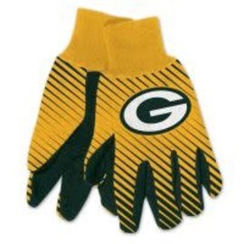 WinCraft, Inc. Green Bay Packers Adult Two Tone Gloves