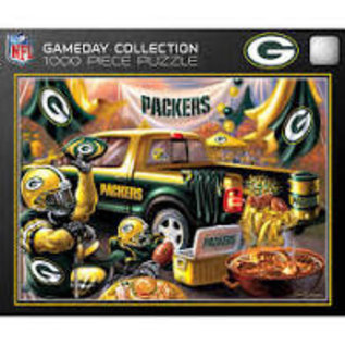 Green Bay Packers Gameday Collection Puzzle