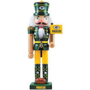 "Green Bay Packers 12"" Nutcracker"
