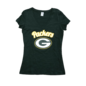 College Concepts LLC Green Bay Packers Fusion Short Sleeve Tee