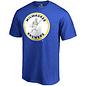 '47 Brand Milwaukee Brewers Men's Barrelman Throwback Club Short Sleeve Tee