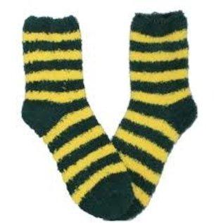 Green Bay Packers Women's Eros Fuzzy Socks
