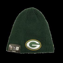 New Era Green Bay Packers Women's Soft Snow Knit & Fleece Hat