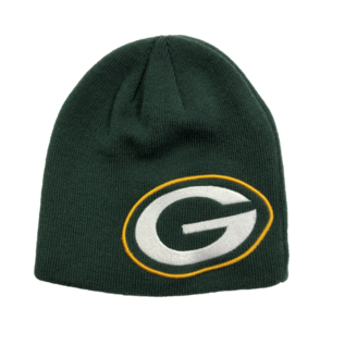 '47 Brand Green Bay Packers green beanie with Large G
