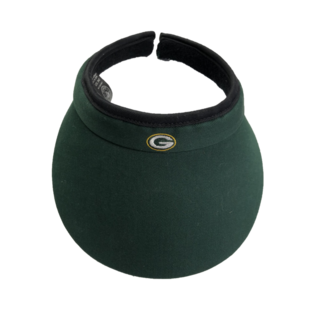 '47 Brand Green Bay Packers Slide On Visor