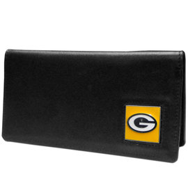 Siskiyou Sports Green Bay Packers Checkbook Cover