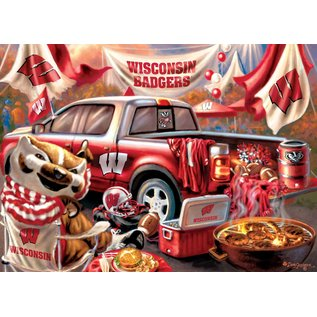 Wisconsin Badgers Gameday Collection Puzzle