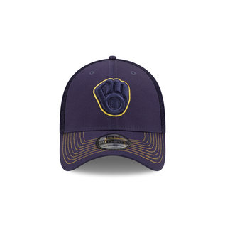New Era Milwaukee Brewers 39-30 Team Neo Hat