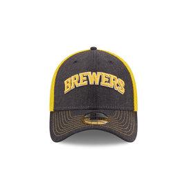 New Era Milwaukee Brewers 39-30 Heathered Neo Hat