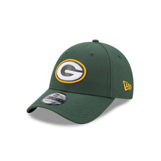 New Era Green Bay Packers 9-40 The League Adjustable Hat