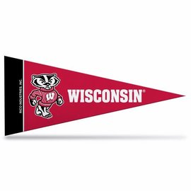 Rico Industries, Inc. Wisconsin Badgers Mini Pennant