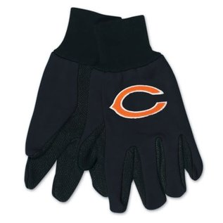 WinCraft, Inc. Chicago Bears Adult Two Tone Gloves