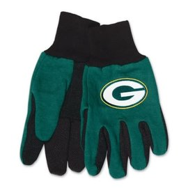 WinCraft, Inc. Green Bay Packers Youth Two Tone Gloves