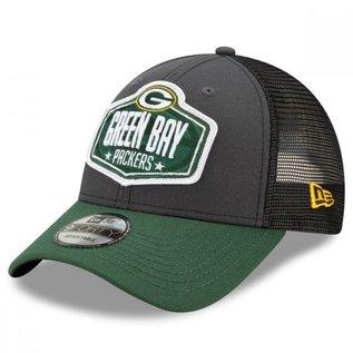 New Era Green Bay Packers 9-40 2021 Draft Hat