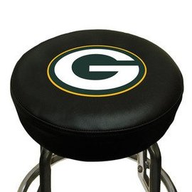 Green Bay Packers Bar Stool Cover