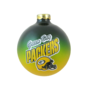"""Green Bay Packers Traditional 3""""  Glass Ball Ornament"""