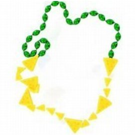 Green Bay Packers Football & Cheese Beads