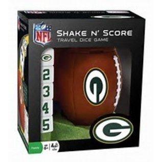 Green Bay Packers Shake 'N' Score
