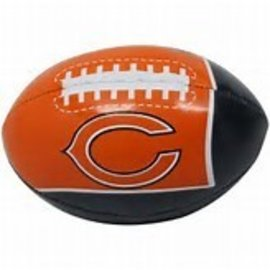 Jarden Chicago Bears Small Vinyl Football