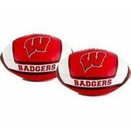 Wisconsin Badgers Small Vinyl Football