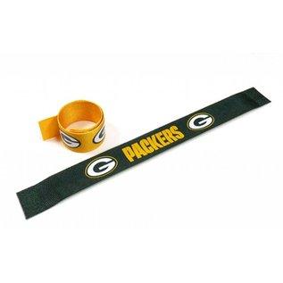 Green Bay Packers 2 Pack Slap Bracelets
