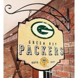 Green Bay Packers Tavern Sign