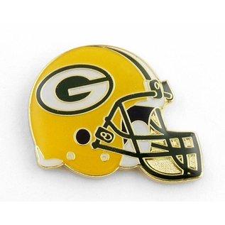 Green Bay Packers Gold Helmet Pin