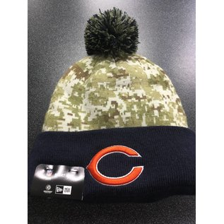 Chicago Bears STS Cuffed Knit