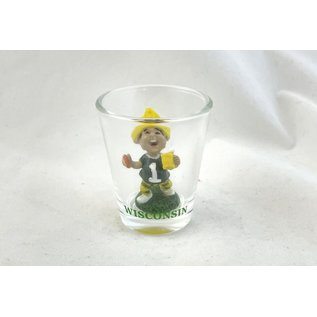 Green Bay Packers Number One Cheesehead Shot Glass
