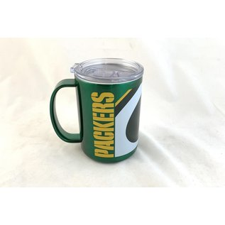 Green Bay Packers 15 oz Hype Ultra Mug