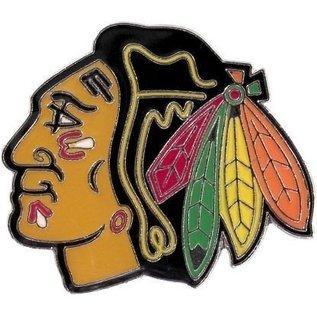 Chicago Blackhawks Chief Head Pin