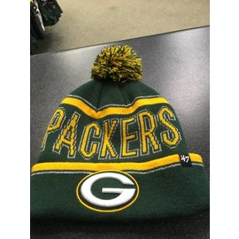 Green Bay Packers Women's Ellie Cuffed Knit Hat