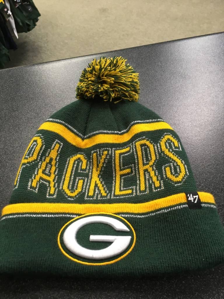 f2b0027931f Green Bay Packers Women s Ellie Cuffed Knit Hat - Packerland Plus