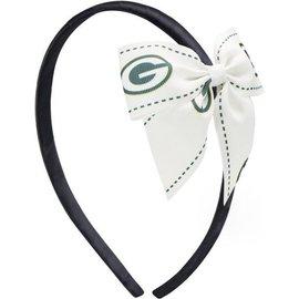 Green Bay Packers Horseshoe Bow Headband