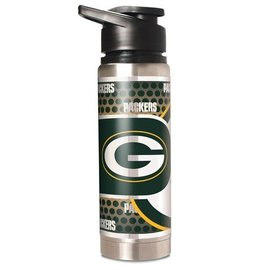 Green Bay Packers 20oz Double Wall Stainless Steel Water Bottle