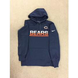 Nike Chicago Bears Men's Poly Hoodie