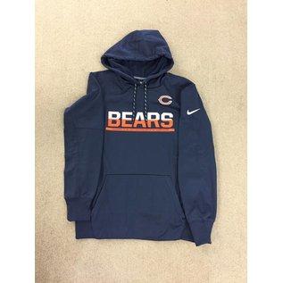 Nike Chicago Bears Men's Poly Hoodie
