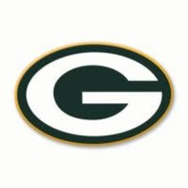 WinCraft, Inc. Green Bay Packers Flexible Logo Magnet